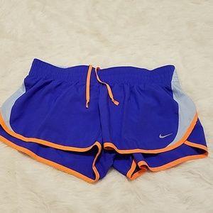 Nike Dri-Fit athletic shorts, large